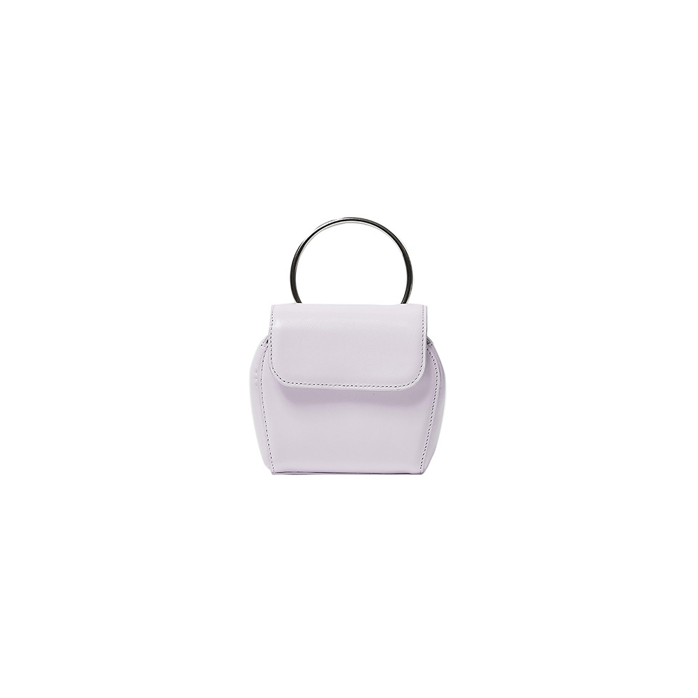 MINI SHELL BAG - LAVENDER