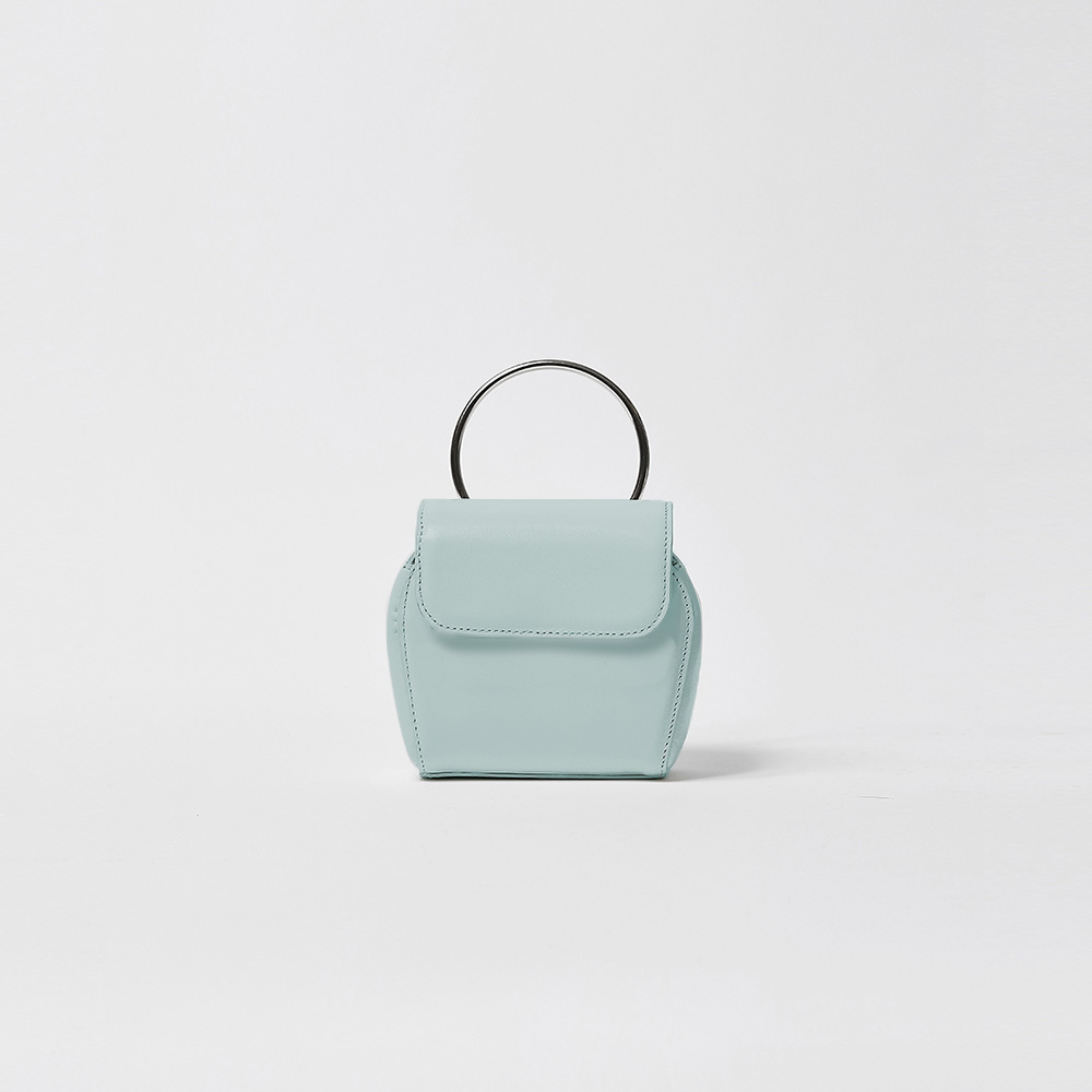 [21SS] MINI SHELL BAG - SKY MINT