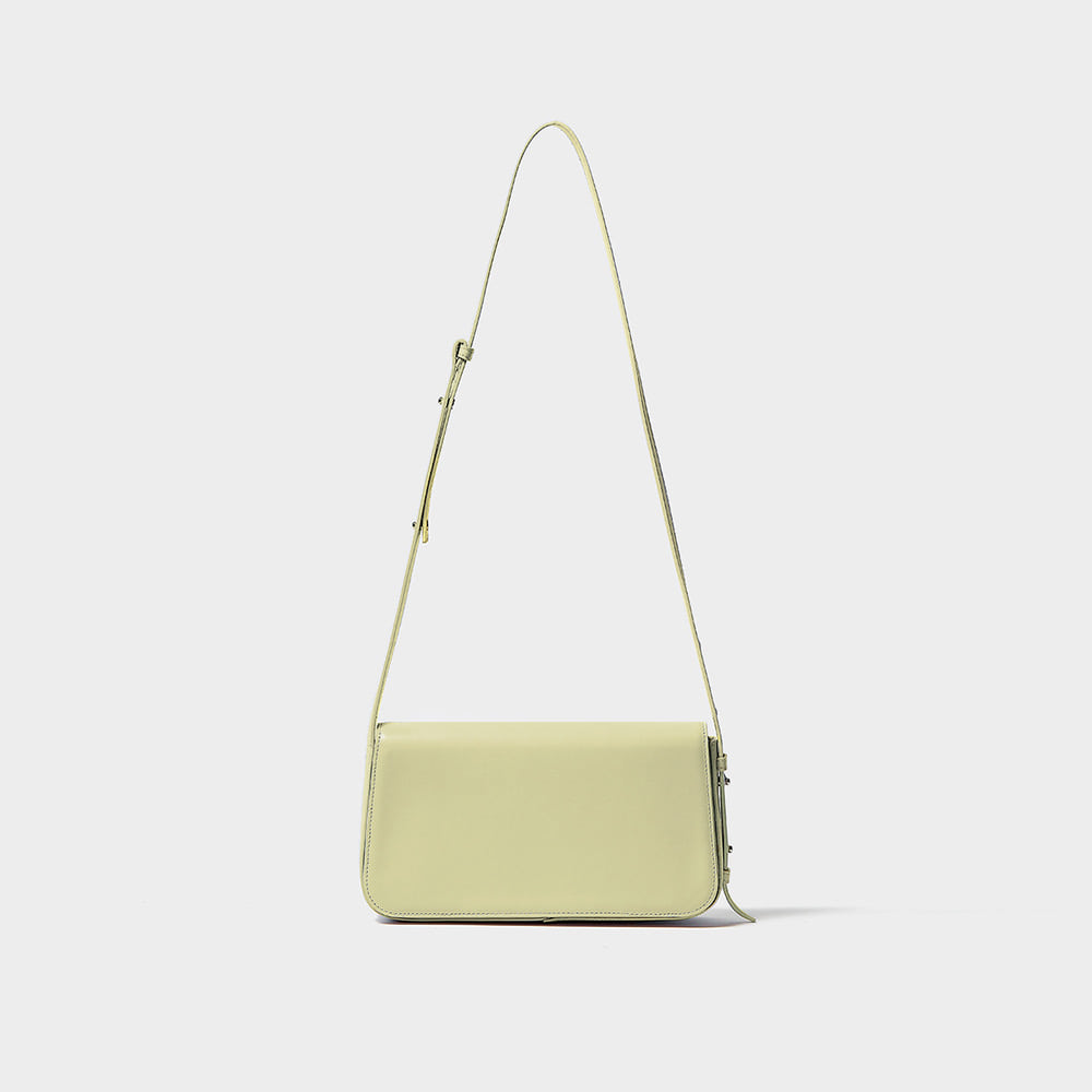 [21SS] GRETA BAG - CUSTARD
