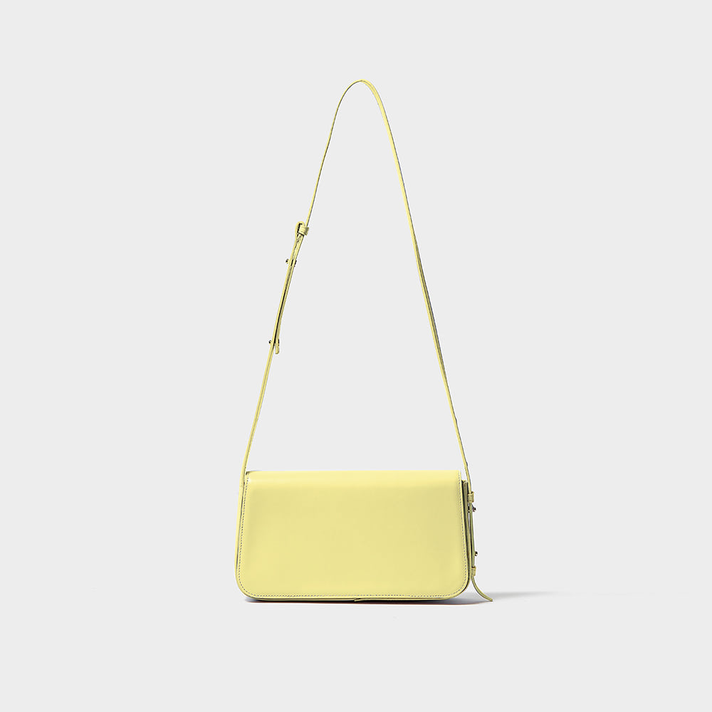 GRETA BAG - LEMON YELLOW